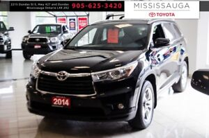 2014 Toyota Highlander AWD 4dr Limited
