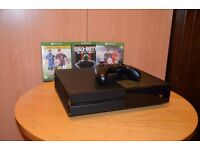 Xbox One 500GB Controller and Games