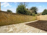 A recently refurbished two double bedroom apartment with private garden. Elms Road, SW4