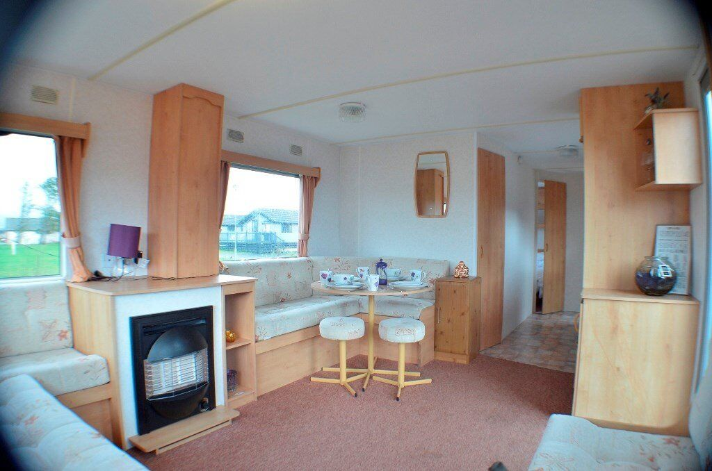 looking for a quick sale. only one owner .Van is at Southerness. Sleeps 6. great condition.dumfries