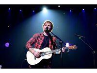Ed sheeran tickets Wembley Saturday 16th June 2018