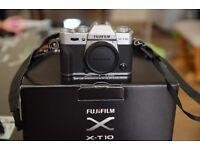 Fujifilm Xt-10 xt10 18 55 2.8-4.5 lense