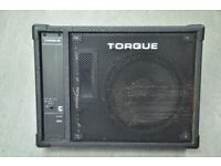 Torque TM100 Powered Active Stage Single Monitor £130