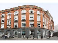 CLERKENWELL Shared Office Space - Flexible Co-Work Rental 1-25 Desks - EC1R