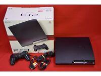 Sony Playstation 3 120GB Slim Boxed £75