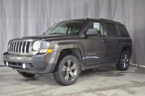 2015 Jeep PATRIOT 4WD HIGH ALTITUDE - 4X4