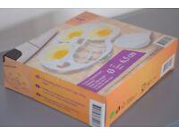 Microwave egg maker