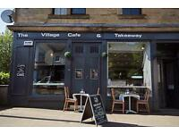 CAFÉ BUSINESS LEASEHOLD
