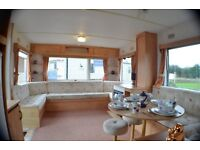 Super Cheap Static Caravan <> Close to Ayrshire >< Lanarkshire >< Cumbria >< Scotland >< England