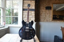2013 Gibson ES-335 Custom Shop, original case.
