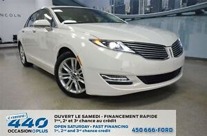 2013 Lincoln MKZ *Cuir, navigation * - Occasion