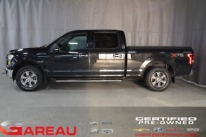 2015 Ford F-150 4WD REGULAR CAB 122.5'' WB 4X4 - SLT - STR - 5.0
