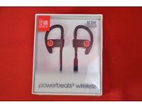 Powerbeats3 Wireless Brand New Factory Sealed Siren Red £115