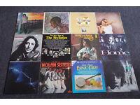 Joblot of 84 LP records