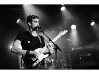 25yo guitarist looking for musicians to start a new project