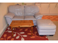Sofa,Foot rest, Coffee table