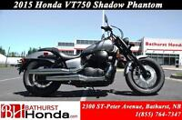 2015 Honda VT750 Shadow Phantom