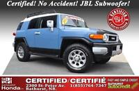 2012 Toyota FJ Cruiser Certified! No Accident! Sweet Ride! V6! 4