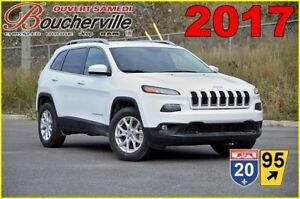 2017 Jeep Cherokee NORTH V6 BLUETOOTH AWD  DÉMARREUR