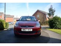 Ford Fiesta Ghia 1.6 Auto. 79439 Miles, 2 Owners,History, Leather, Cruise etc fantastic condition