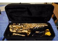 Conn-Selmer DAS180 alto saxophone in mint condition