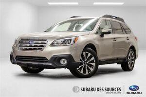 2015 Subaru Outback Limited Pkg 3.6L   $222/2 Semaines