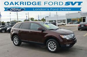 2010 Ford Edge SEL SYNC REMOTE START TRAILER TOW
