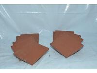 Quarry tiles, Dennis Ruabon, 22 available, 150x150x12mm