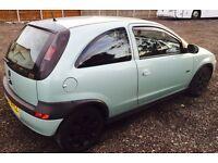 Vauxhall corsa 1.2 sxi 10 months mot full logbook amaclulate l@@@@@k