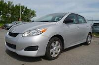 2011 Toyota Matrix AUTO / AIR / CRUISE / GROUPE ELECTRIQUE