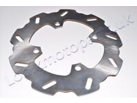 BRAKE DISC WAVE ZX6R REAR GP RACE 07770 851390