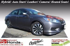 2015 Honda Accord Hybrid Touring Hybrid! Auto Start! Leather! Ca