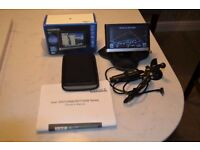 Garmin Nuvi 2597LMT Sat Nav with Friction mounting pad and carrying case