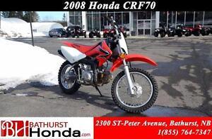 2008 Honda CRF70F