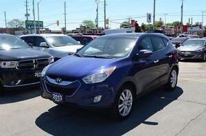 2013 Hyundai Tucson Limited - AWD  Sunroof  Bluetooth  Pwr Seat