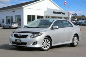 2009 Toyota Corolla S! REDUCED! SUNROOF! AIR! ALLOYS!
