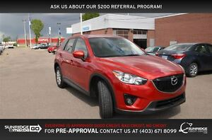 2014 Mazda CX-5 GS, FWD, HEATED SEATS, BACKUP CAMERA