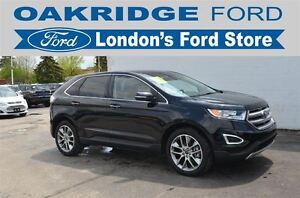 2016 Ford Edge THEY DONT COME MORE LOADED THEN THIS! OVER 50000