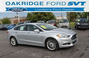 2016 Ford Fusion SE AWD LEATHER MOONROOF NAVIGATION