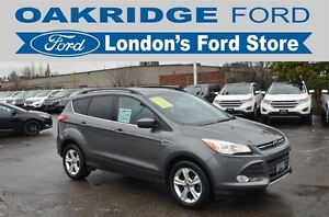 2014 Ford Escape SE ESCAPE WITH A PANORAMA ROOF NAVIGATION AND B