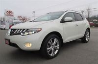 2009 Nissan Murano LE V6 Leather Alloy wheels Sunroof