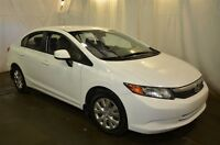 2012 Honda Civic LX Bluetooth MP3 USB New Tires