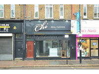 W3: A1 shop ground Floor & Basement ideal for cafe, office, retail shop