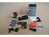 GoPro Hero 3 Silver action camera - Great condition