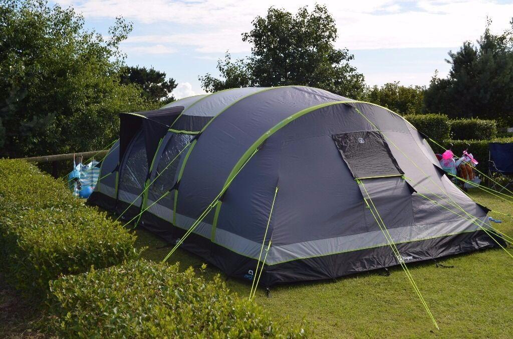 Hi-Gear Airgo Nimbus 8 Tent & Hi-Gear Airgo Nimbus 8 Tent | in Milton Keynes Buckinghamshire ...