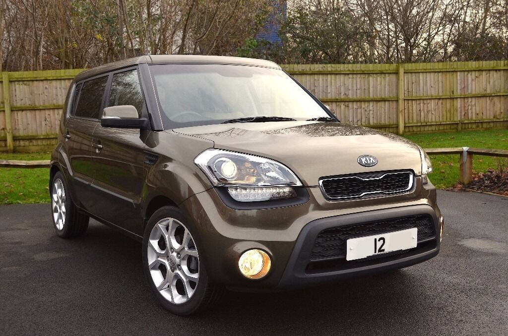 Exceptional KIA SOUL Hunter 2012; Excellent Condition (Reduced Price); Low Mileage