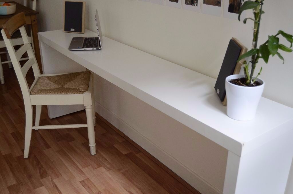 Bon Ikea Malm Overbed Table