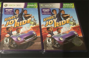 Brand New Sealed Xbox 360 Kinect games