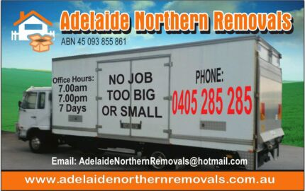 Adelaide Northern Removals  Salisbury Salisbury Area Preview