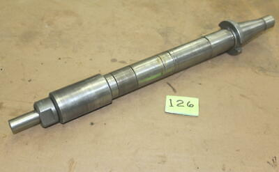 40-taper Horizontal 1 A-style Milling Arbor